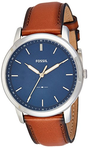 Fossil Analog Blue Dial Mens Watch FS5304 0 - Fossil FS5304 Analog Blue Dial Men's watch