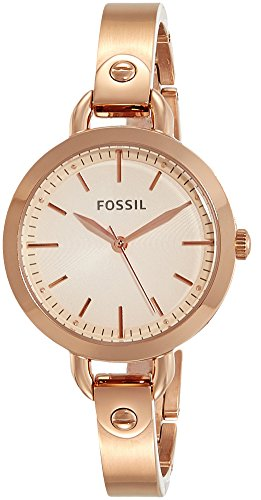 Fossil Analog Rose Gold Dial Womens Watch BQ3026 0 - Fossil BQ3026 Analog Rose Gold Dial Women watch