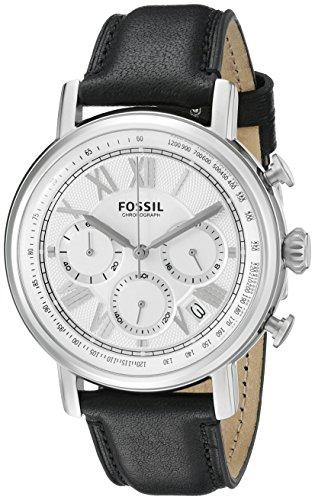 Fossil End of season Buchanan Analog Silver Dial Mens Watch FS5102 0 - Fossil FS5102 watch