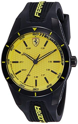 mens ferrari watch global japan store chronograph scuderia starmart mart black belt item market en star rakuten unreleased official watches rubber