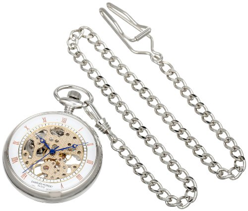 Charles Hubert Paris Open Face Mechanical Pocket Watch 0 - Charles-Hubert Paris watch