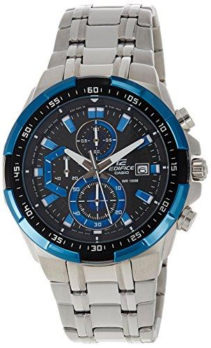 Casio Edifice Chronograph Multi Color Dial Mens Watch EFR 539D 1A2VUDF EX190 0 - Casio EFR-539D-1A2VUDF (EX190) Edifice Chronograph Multi-Color Dial Men's watch