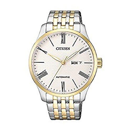 Citizen Analogue White Dial Mens Watch Nh8354 58A 0 - Citizen Analogue White Dial Men's (Nh8354-58A) watch