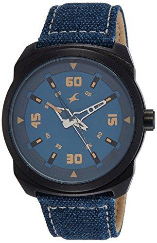 Fastrack Analog Blue Dial Mens Watch NG9463AL07AC 0 0 - Fastrack NG9463AL07AC Analog Blue Dial Men's watch