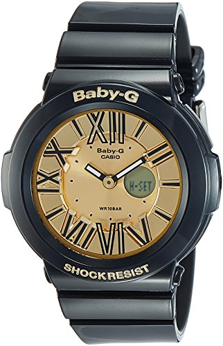 Casio Baby G Analog Digital Gold Dial Mens Watch BGA 160 1BDR B143 0 - Casio BGA-160-1BDR (B143) Baby-G Analog-Digital Gold Dial Men's watch