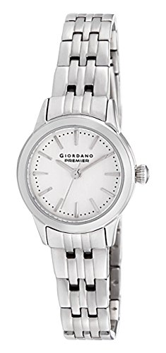 Giordano Analog White Dial Womens Watch P226 22 0 - Giordano P226-22 Analog White Dial Women watch