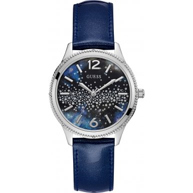 Guess Analog Blue Dial Womens Watches W1028L1 0 - Guess W1028L1 Analog Blue Dial Women watch