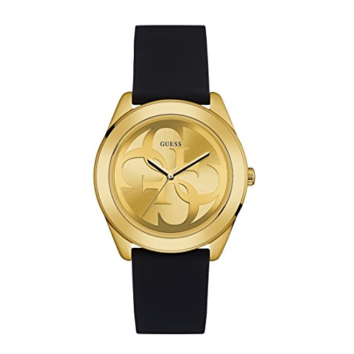 Guess Gold Dial Analog Womens Watch W0911L3 0 - Guess W0911L3 Gold Dial Analog Women watch
