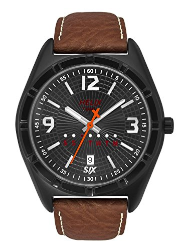 Helix Analog Black Dial Mens Watch TW029HG09 0 - Helix TW029HG09 Analog Black Dial Men's watch