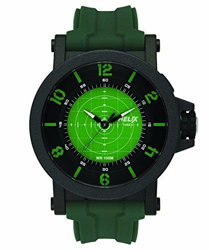 Helix Analog Black Dial Unisex Watch TWESK0204 0 - Helix TWESK0204 Analog Black Dial Unisex watch
