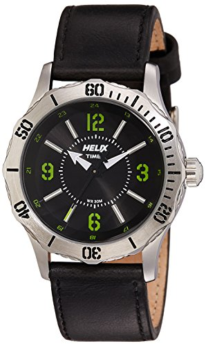Helix Raptor Analog Black Dial Mens Watch TI016HG0100 0 - Helix TI016HG0100 Raptor Analog Black Dial Men's watch