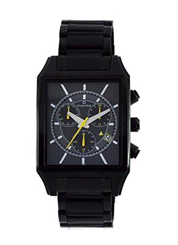 Maxima Analog Black Dial Unisex Watch 32990CMGB 0 - 32990CMGB Maxima Analog Black Dial Unisex watch