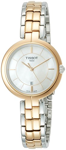 Tissot Analogue Mother Of Pearl Dial Womens Watch T0942102211100 0 - Tissot Analogue Mother-Of-Pearl Dial Women - T094.210.22.111.00 watch