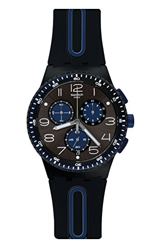 Watch Swatch Chrono SUSB406 KAICCO 0 - Watch S Chrono SUSB406 KAICCO watch
