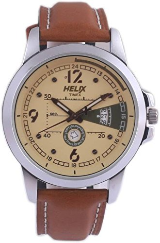 helix Analog Green Dial Mens Watch TW023HG17 0 - helix TW023HG17 Analog Green Dial Men's watch
