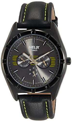 helix Analog Grey Dial Mens Watch TW029HG02 0 - helix TW029HG02 Analog Grey Dial Men's watch