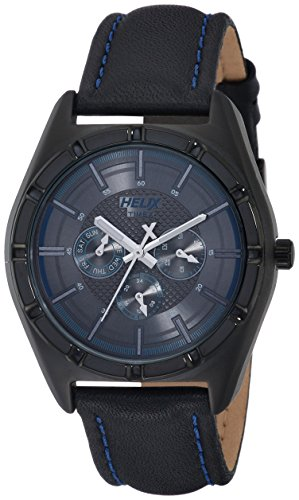 helix Analog Grey Dial Mens Watch TW029HG03 0 - helix TW029HG03 Analog Grey Dial Men's watch