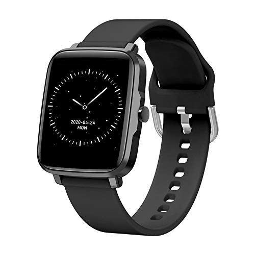 BFIT Gen B1 Touchscreen Unisex Stainless Steel case smartwatch with HRM Temperature Measurement and Upto 15 Days Active Battery Life 0 - BFIT Gen B1 Touchscreen Unisex Stainless Steel case smartwatch with HRM, Temperature Measurement, and Upto 15 Days…