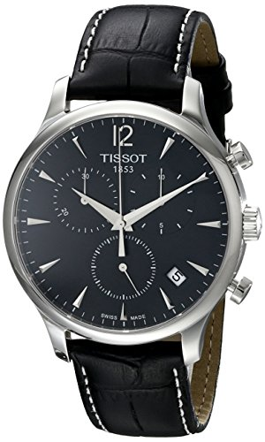 Tissot Analog Black Dial Mens Watch T0636171605700 0 - Tissot Analog Black Dial Men's Watch - T0636171605700