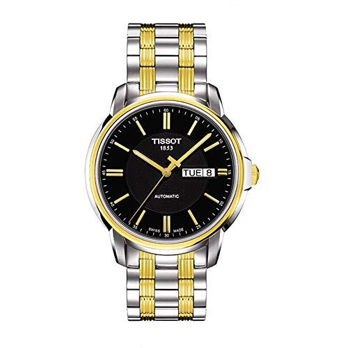 Tissot Mens T Classic Analog T0654302205100 Automatic Watch Black 0 - Tissot Men's T-Classic Analog T065.430.22.051.00 Automatic Watch (Black)