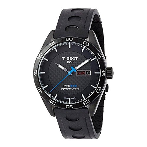 Tissot T1004303720100 PRS 516 Automatic Mens Watch 0 - Tissot T100.430.37.201.00 PRS 516 Automatic Men's Watch