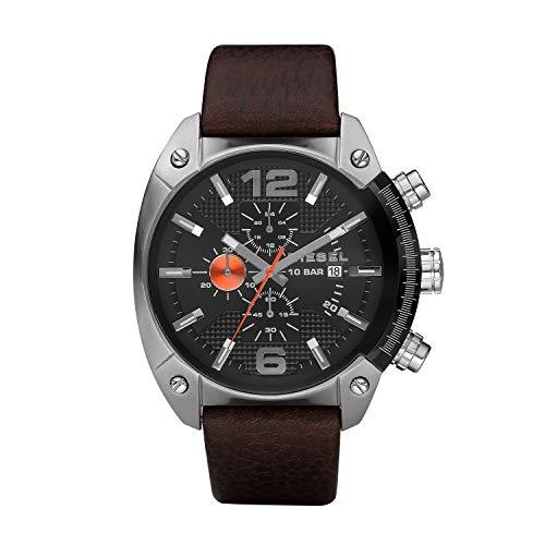 DieseI Analog Black Dial Mens Watch DZ4204 0 - DieseI Analog Black Dial Men's Watch - DZ4204