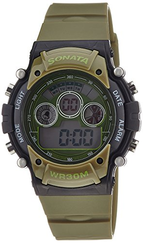 SF Digital Multi color Dial Mens Watch NM77006PP01NN77006PP01 0 - SF Economy Digital Multi-color Round Dial Men's Sport Watch-NN77006PP01